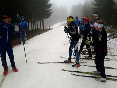 The first meeting in Nove Mesto na Morave (CZE)