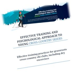 Effective training practices for grassroots cross-country ski clubs